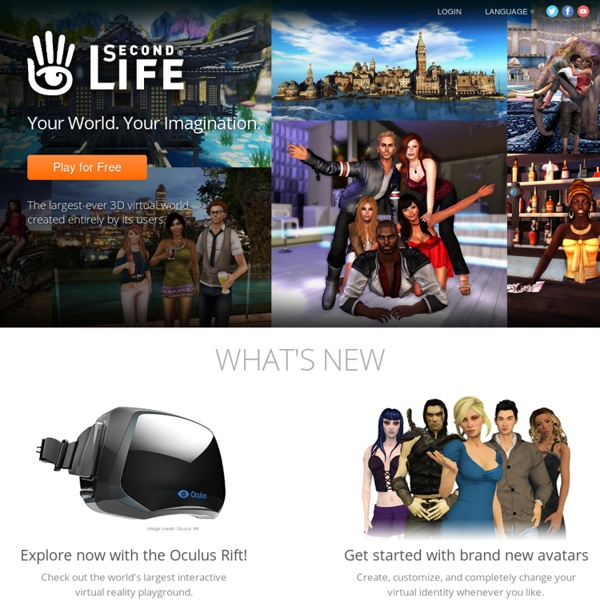 Boink3D Second Life sexy 3d virtual world supports oculus rift and other news