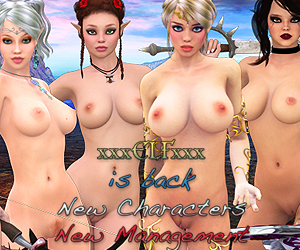 xxxelfxxx is back new characters new management four nude sexy elves